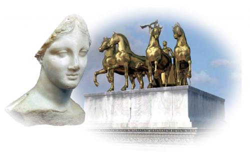 Η Κόρη και τα Χρυσοχάλκινα Άλογα της Χίου