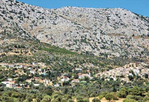 Δαφνώνας, το χωριό μας